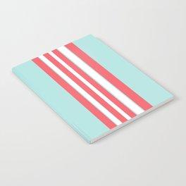Seaside stripes Notebook