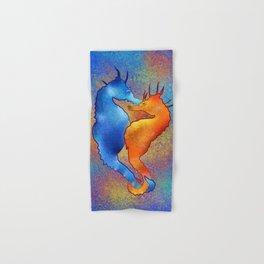 Tenimessa V1 - amazing seahorses Hand & Bath Towel