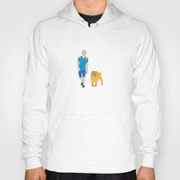 finn and jake Hoodies featuring Jake and Finn by Λdd1x7