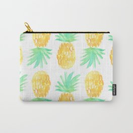 Salty Pineapple Carry-All Pouch