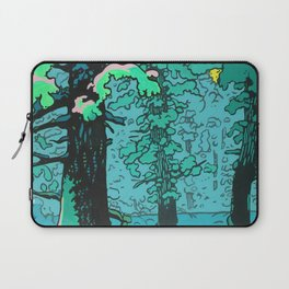 Snow Forest Laptop Sleeve