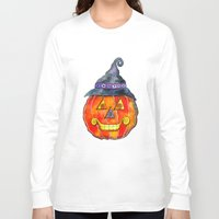 jack Long Sleeve T-shirts featuring Jack by Shelley Ylst Art