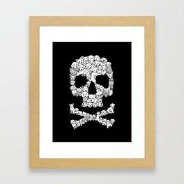 Pawsitively Bitchin' Framed Art Print
