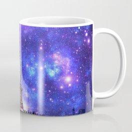 space Statue of Liberty Coffee Mug