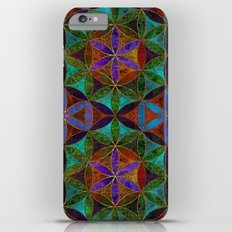 The Flower of Life (Sacred Geometry) 2 Slim Case iPhone 6s Plus