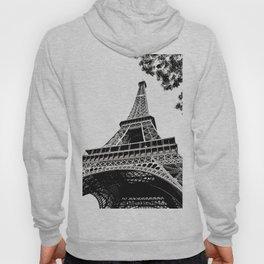 Eiffel Tower in Paris, France. Hoody