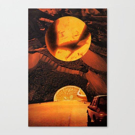 tantra Canvas Print