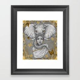 Wisdom Framed Art Print