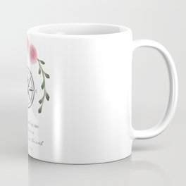 As Far As The East Is From The West Coffee Mug