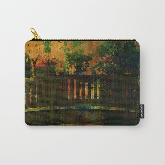 The bridge of Central Park Carry-All Pouch