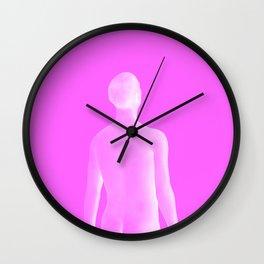 White Light White Heat Wall Clock
