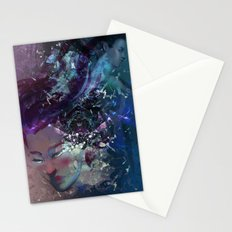 Black Hole Apprehension Stationery Cards