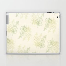 Ferns All Over Laptop & iPad Skin