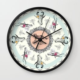 000004 Wall Clock