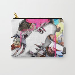 Aldridge Collage Carry-All Pouch