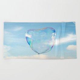 Bubble Beach Towel