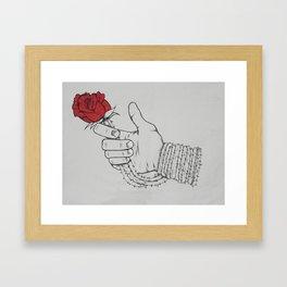 For You My Love Framed Art Print