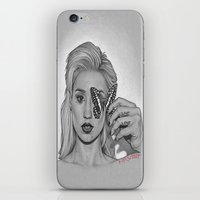 iggy azalea iPhone & iPod Skins featuring IGGY by Michael Villalobos