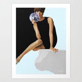 Otherworldy Art Print