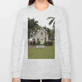 St Mary's by the Sea Long Sleeve T-shirt