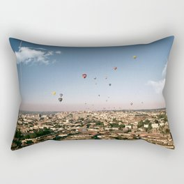 Balloons Over Bristol Rectangular Pillow