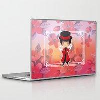 subaru Laptop & iPad Skins featuring Chibi Subaru Sumeragi by Neo Crystal Tokyo