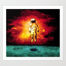 Deja Entendu Brand New Art Print