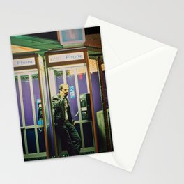 The Phone Call Stationery Cards