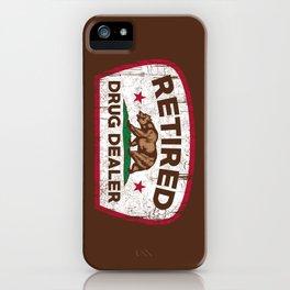 RDD Cali iPhone Case