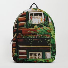 Cabin life Backpack
