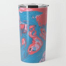 Marble texture 10 Travel Mug