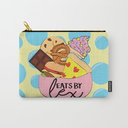 Eats By Lex Carry-All Pouch
