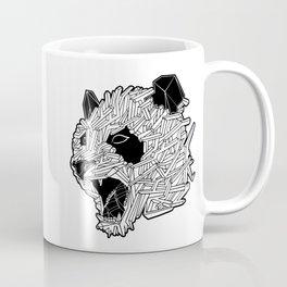 Geometric Panda Coffee Mug