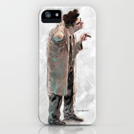 Just one more thing. iPhone Case