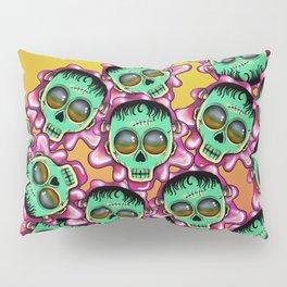 Cute Skulls Franky Pillow Sham