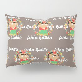 Frida Kahlo Pillow Sham