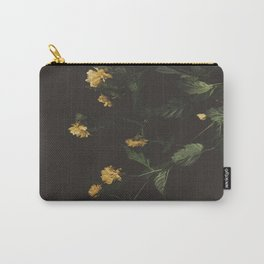 Yellow Night Carry-All Pouch