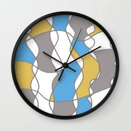 ARleQuin01 Wall Clock