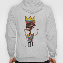 Homage to Basquiat Untitled Hoody