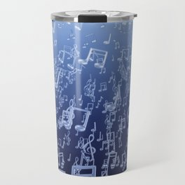 Aquatic Chords Travel Mug
