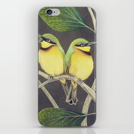 Little Bee Eaters iPhone Skin