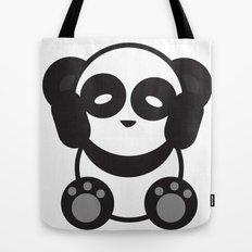 Panda Mantra Tote Bag