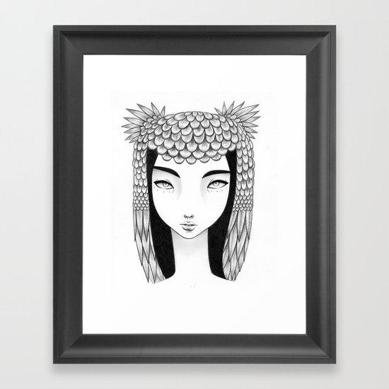 Owl II Framed Art Print