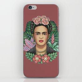 Frida Tattoo iPhone Skin