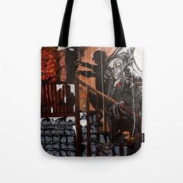 Nosferatu Hotel Tote Bag