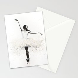 The White Swan Stationery Cards