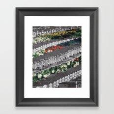 Garden State Framed Art Print