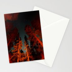 Long exposure at Yosemite Stationery Cards