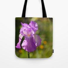 Iris 3109 Tote Bag