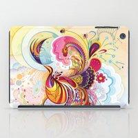 phoenix iPad Cases featuring Phoenix by Nick La